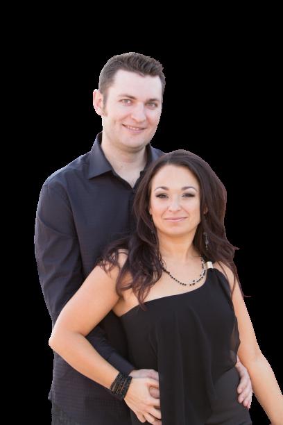 Rachel and Jon Minion
